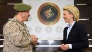 Von der Leyen kritisiert Prügelstrafe in Saudi-Arabien
