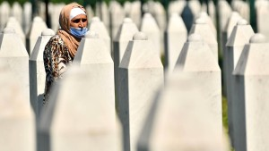 Die Lehren aus Srebrenica
