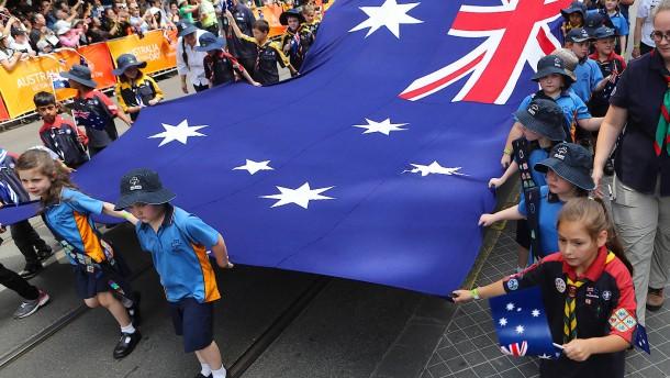 Neuseeland zeiht Australien des Plagiats