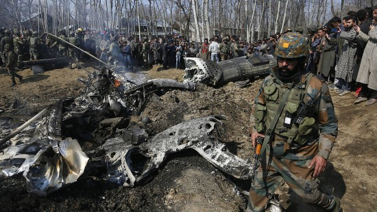 Pakistan lässt indischen Piloten frei