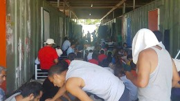 Konflikt um australisches Flüchtlingslager eskaliert