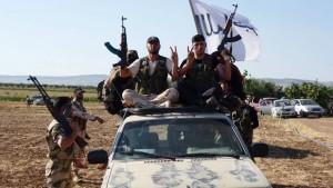 Deutsche Extremisten kämpfen in Syrien