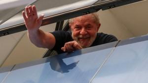 Lula kann auf Haftentlassung hoffen