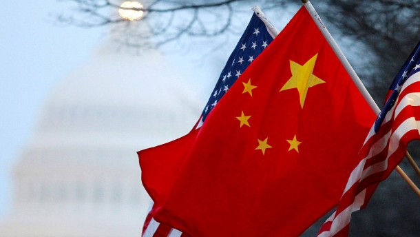 China warnt Amerika vor einem Handelskrieg