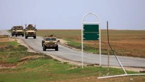 Amerikaner wollen türkisch-syrische Grenze markieren