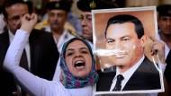 Mubarak abermals zu drei Jahren Haft verurteilt