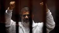 Früherer Präsident Mursi zu 20 Jahren Haft verurteilt