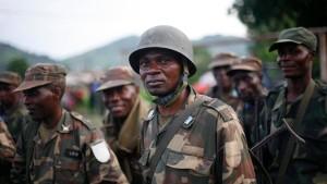 Tausende fliehen aus der Provinz Nord-Kivu