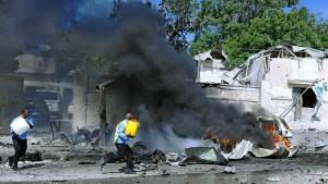 Selbstmordanschlag auf UN-Konvoi