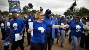 Stimmenverluste für ANC