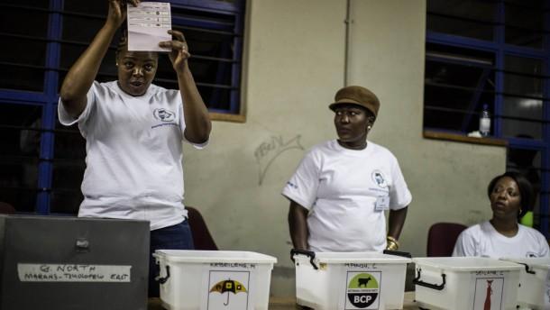Regierungspartei gewinnt in den meisten Kommunen