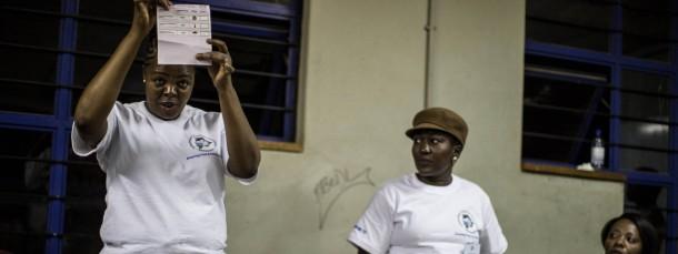 In Botswana, einer der stabilsten Demokratien Afrikas, wurde am Freitag gewählt
