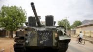 Nigerianische Armee drängt Boko Haram zurück