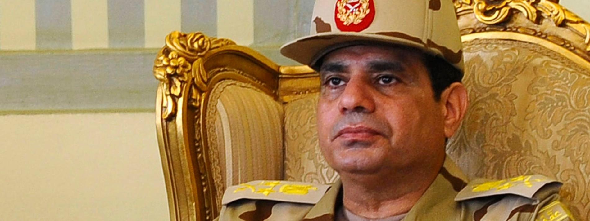 Armee ernennt al Sisi zum Präsidentschaftskandidaten