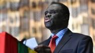 Gestürzter Präsident kehrt ins Amt zurück