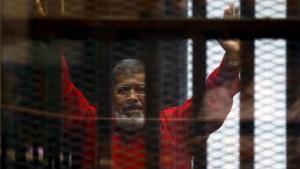 40 Jahre Haft für Mohammad Mursi
