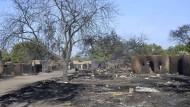 Nigeria meldet Tötung von 300 Islamisten