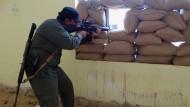 Amerika will Irak schneller Waffen liefern