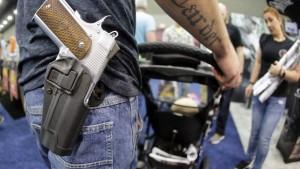 Kein Recht auf verdeckte Waffen