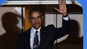 Das macht Obama in Berlin