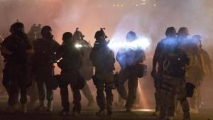 Obama lässt Ausrüstung  der Polizei überprüfen