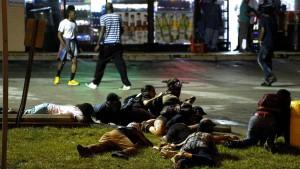Wieder Schüsse in Ferguson