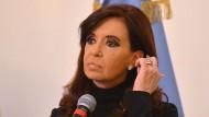 Cristina Kirchner entgeht Anklage