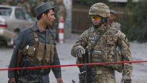 Obama stoppt Abzug aus Afghanistan