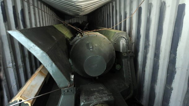 Brief Nach Nordkorea : Waffenschmuggel kuba bestätigt lieferung von kriegsgerät