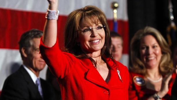 Trump will Sarah Palin in sein Team holen