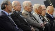 Ranghohe Militärs der Operation Condor verurteilt