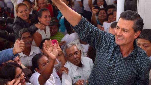 Verwundbares Mexiko
