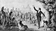 Religions-Stifter Smith hatte bis zu 40 Ehefrauen