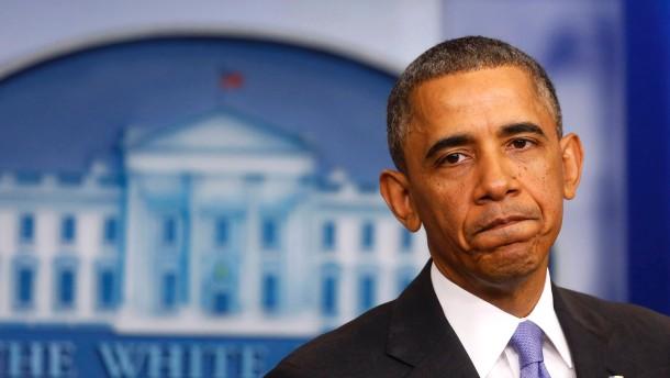 Demokraten fallen Obama in den Rücken