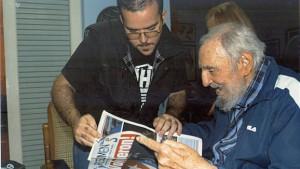 Neue Bilder von Fidel Castro