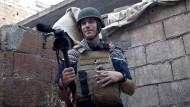 James Foley in einer Aufnahme aus dem Jahr 2012