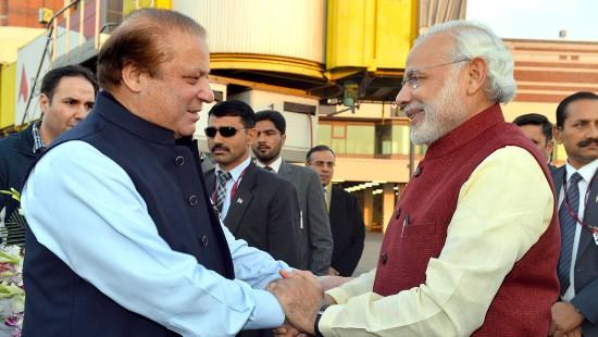 Indiens Regierungschef Modi besucht Pakistan