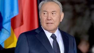 Nasarbajew erzielt Rekordergebnis