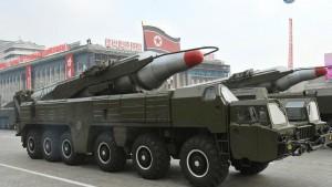 """Kerry warnt Kim Jong-un vor """"großem Fehler"""""""