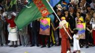 Turkmenistans Sportler haben in Rio keine Medaillen erringen können.
