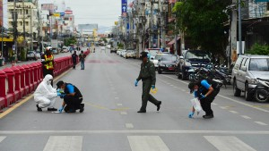 Drei Deutsche bei Anschlägen in Thailand verletzt