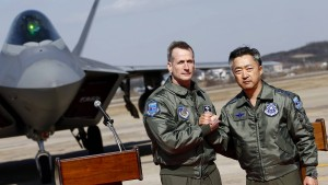 Amerika schickt Kampfflugzeuge nach Südkorea