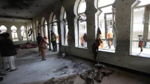 IS bezichtigt sich Anschlags in Kabul