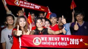 Regierungspartei gesteht Niederlage ein