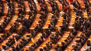 Volkskongress bestätigt neues Kabinett