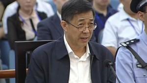 Bo Xilai weist alle Schuld von sich