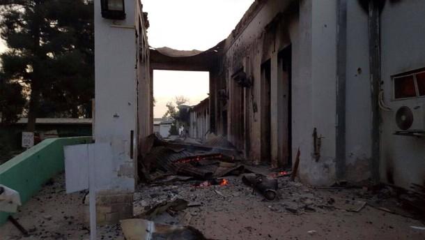 Afghanische Armee soll Luftschlag gefordert haben