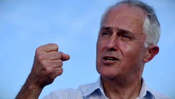 Der einzig wahre Beschützer von Australiens Grenzen