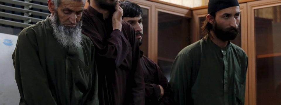 22 Christen zum Tode verurteilt afghanistan