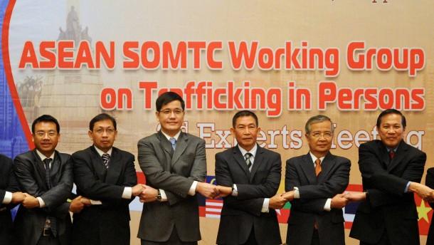 Asean-Gipfel fordert China zur Entspannung auf